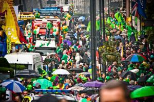 Five best cities to celebrate St Patrick's Day
