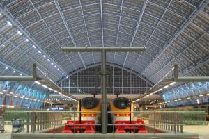 UK government Eurostar stake sold for �757.1m