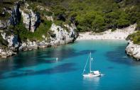 Minorca - The South coast