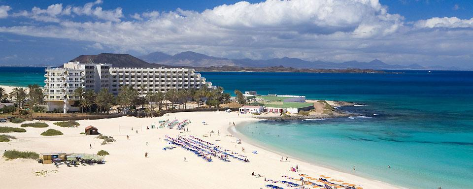 Fuerteventura corralejo spain the canary islands spain for Riu oliva beach village