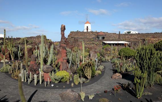 Lanzarote the cesar manrique foundation spain the canary islands spain - Office tourisme lanzarote ...