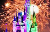Sparkling Magic Kingdom