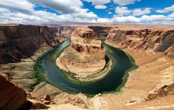 Arizona : Horseshoe Bend, Arizona - United States of America