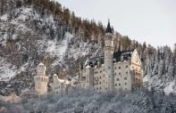A view of Neuschwanstein