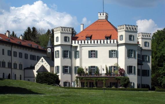Castle of Possenhofen
