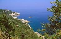 The Pelion region