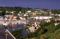 The Port of Kinsale, Ireland