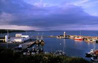 The Port of Dunmore East, Ireland