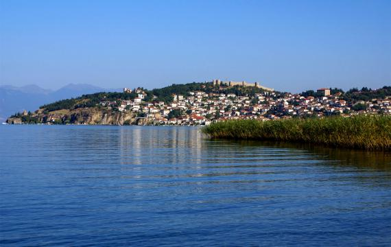 Lake Ohrid : Ohrid, the oldest lake in the world - Macedonia