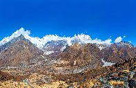 The valleys of Helambu and Langtang : The valleys of Helambu and Langtang, Nepal - Nepal
