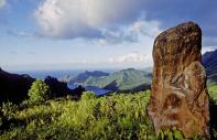 Remains on Naku Hiva