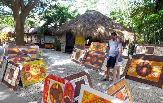 Painting, Dominican Republic
