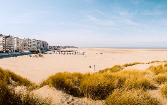 Seaside resorts, Belgium