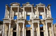 Ephesus and the archeological sites of Aegeus