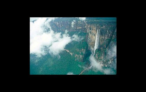 The Guyanese massif : The Guyana Shield - Venezuela