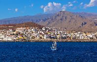 Tenerife - The lago Martianez