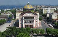 The Teatro Amazonas (Amazon Theatre)