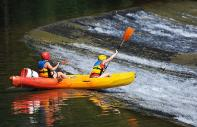Canoeing, kayaking, and whitewater sports