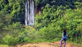 Salto de Limon (waterfall)