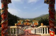 The Chinese temple, Koh Phangan