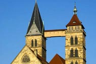 Churches in Stuttgart