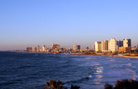 Tel-Aviv, Israel and the Occupied Palestinian Territories