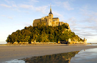 Normandy Mont Saint Michel