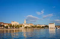 Split and its region, Croatia