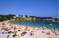Spain Balearic Islands Malta, the south-east coast