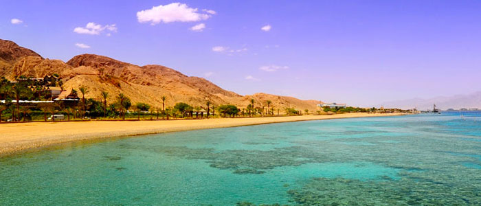 Eilat, Israel and the Occupied Palestinian Territories
