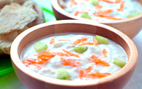 A little Indian Raita