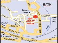 Best Western Abbey Hotel Bath