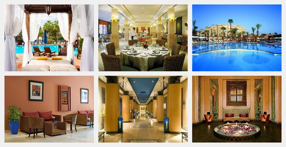 hotel le m 233 ridien n fis in marrakech morocco