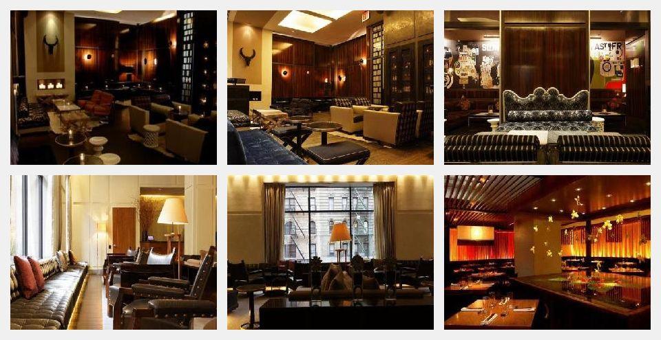 60 thompson hotel: