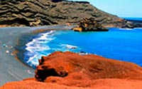 Lanzarote, where nature is queen