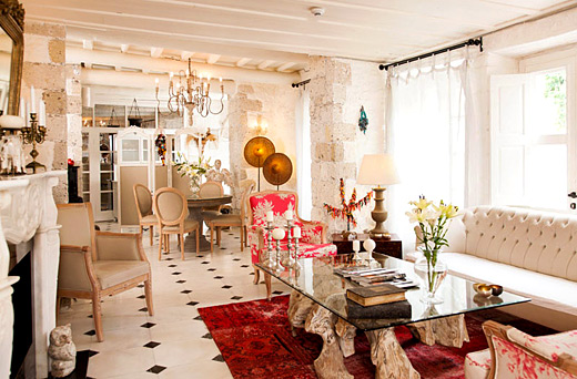 Gourmet and organic fare in laid back ala ati ala ati for Design boutique hotel alacati