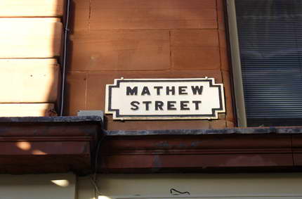 Mathew : the festival street