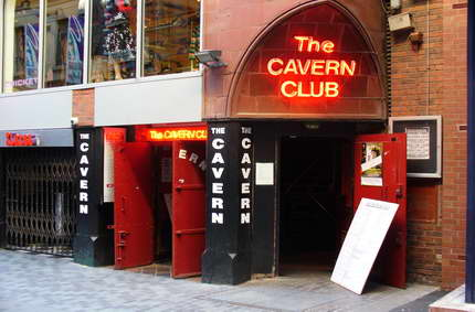The Cavern Club: the Beatles birthplace