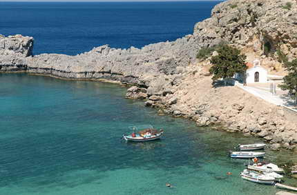 The most beautiful beaches of the Aegean Sea