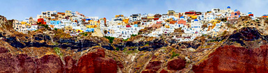 Santorini: the pearl of the Mediterranean