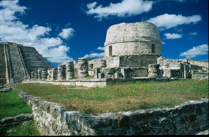 Ek Balam The Jaguar The Yucatan Peninsula The Kingdom Of The Maya