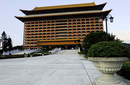 The Grand Hotel of Taipei