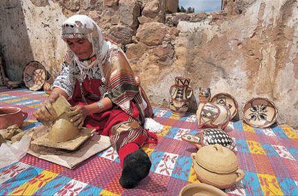 Discovering Tunisian crafts