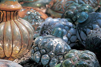 The Art of Glass-blowing