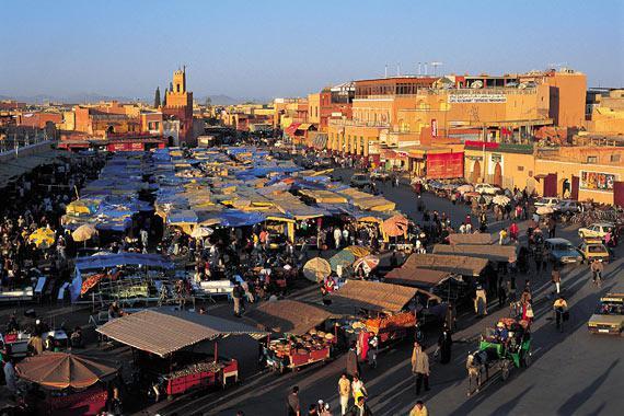 travel explore city guide marrakech